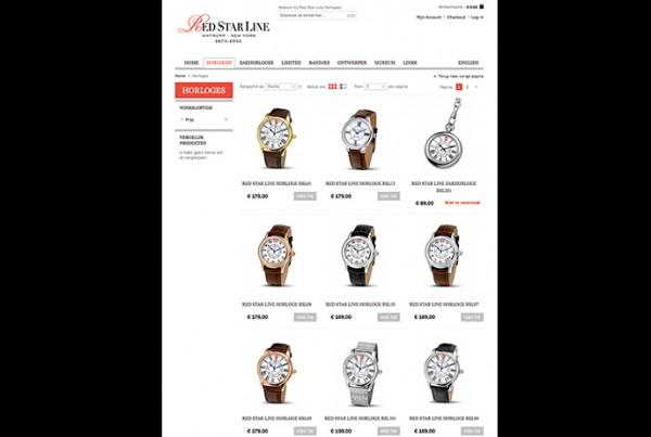 Horlogewebshop