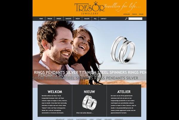 Juwelenwebsite