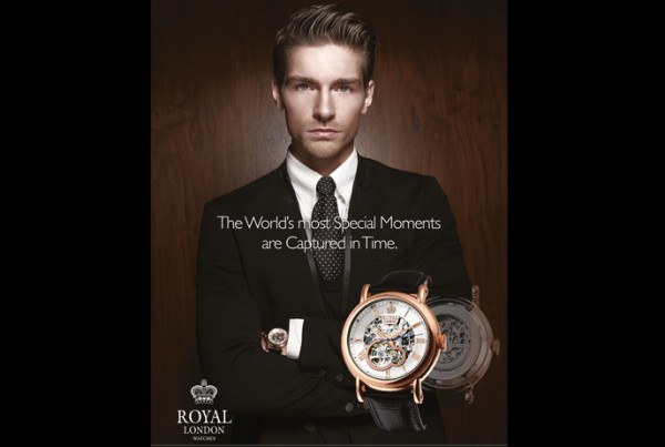 Advertentie horloges
