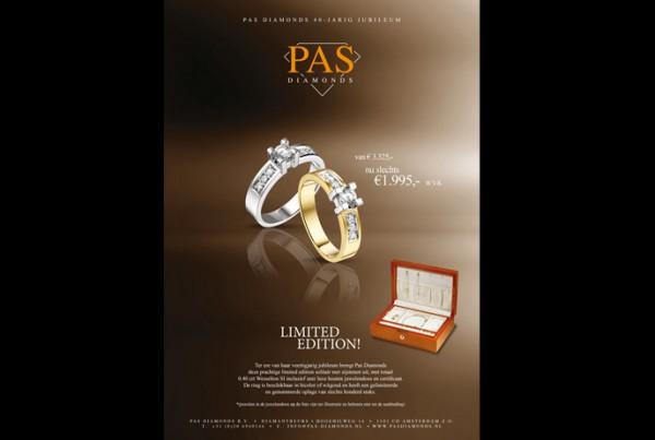Advertentie juwelen